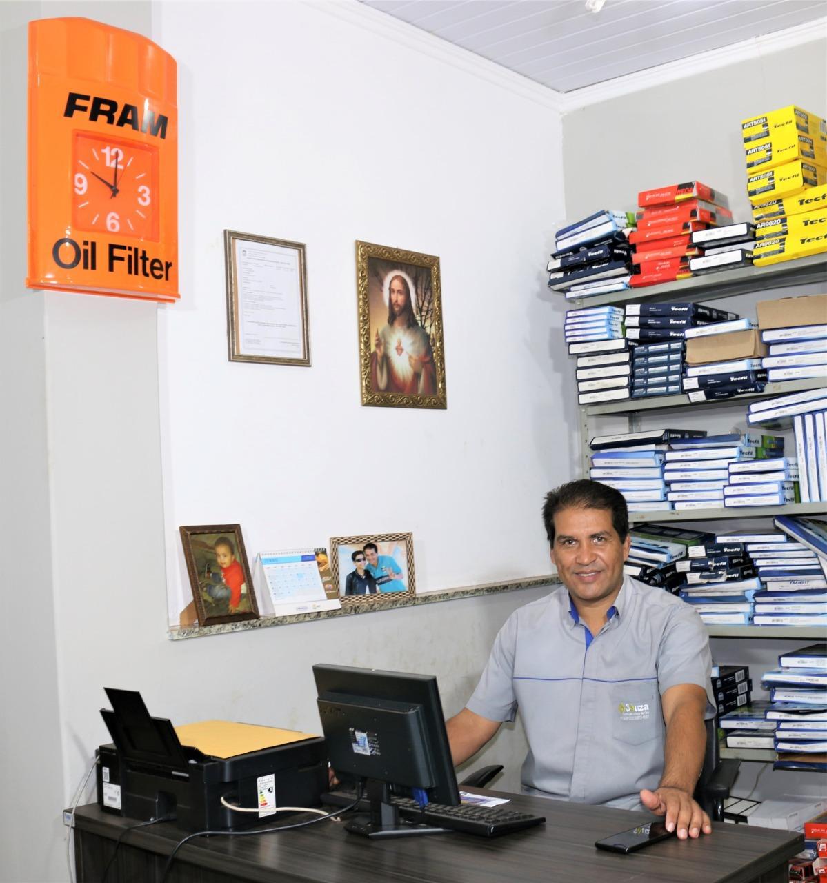 Há quase 9 anos, Souza Lubrificação cuida do seu carro em Dourados