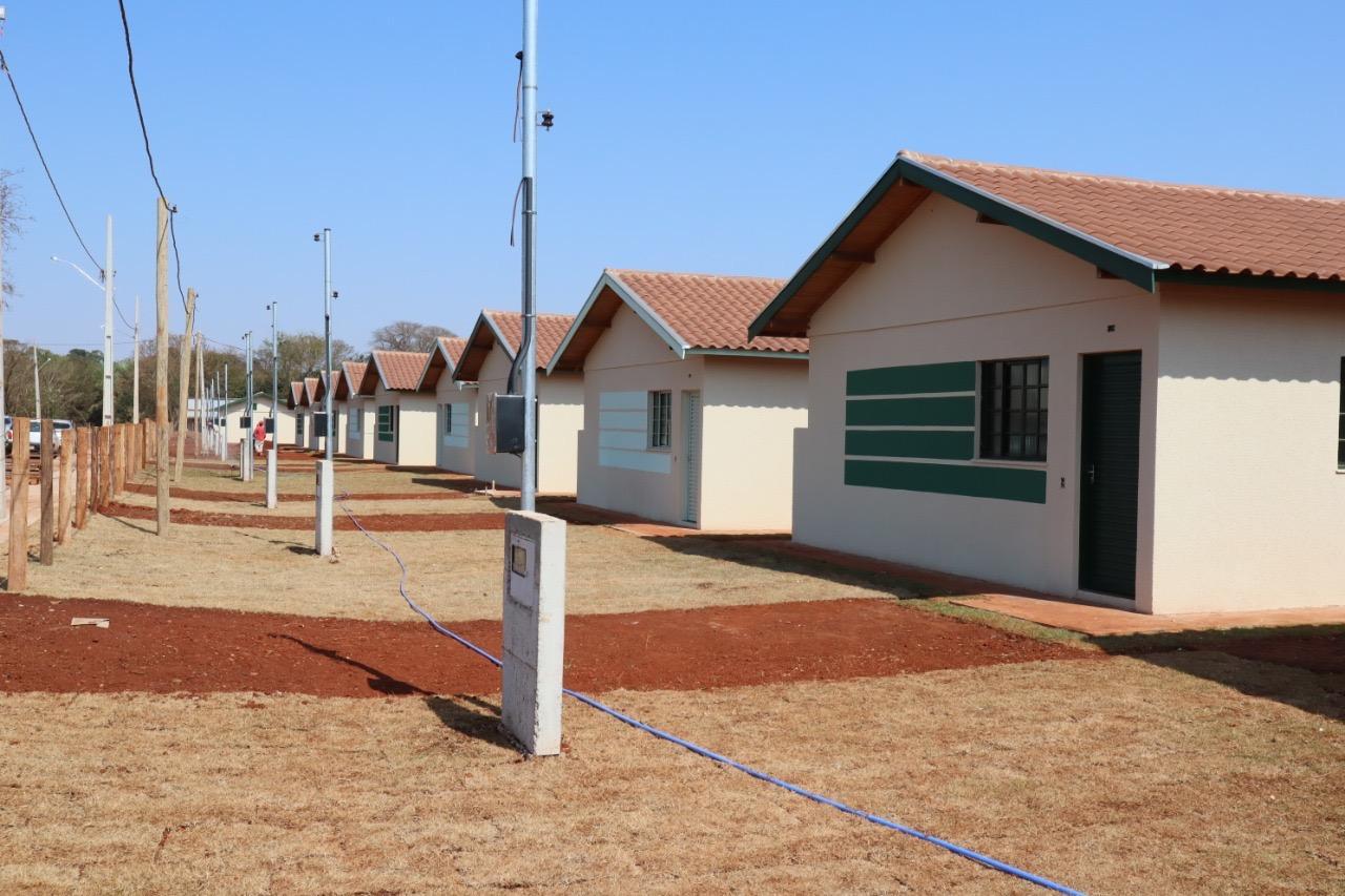 Projeto habitacional vai contemplar 190 famílias em Dourados
