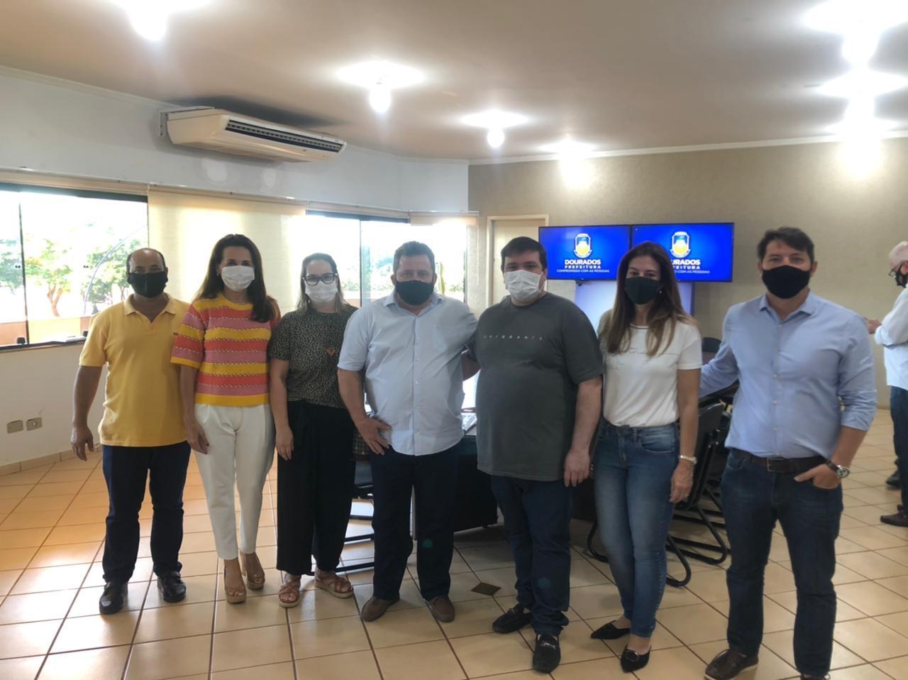 Câmara e prefeitura buscam alternativas para  retomada gradativa do setor de eventos em Dourados