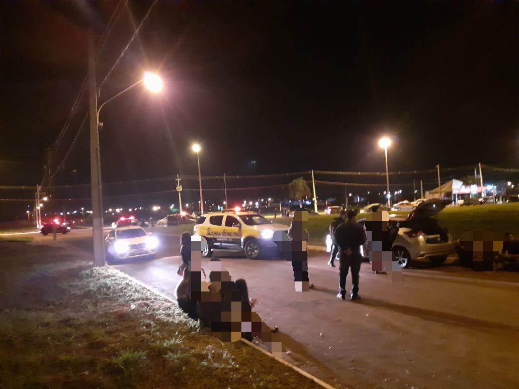 Operação carnaval: 160 pessoas foram parar na Delegacia por descumprir decreto
