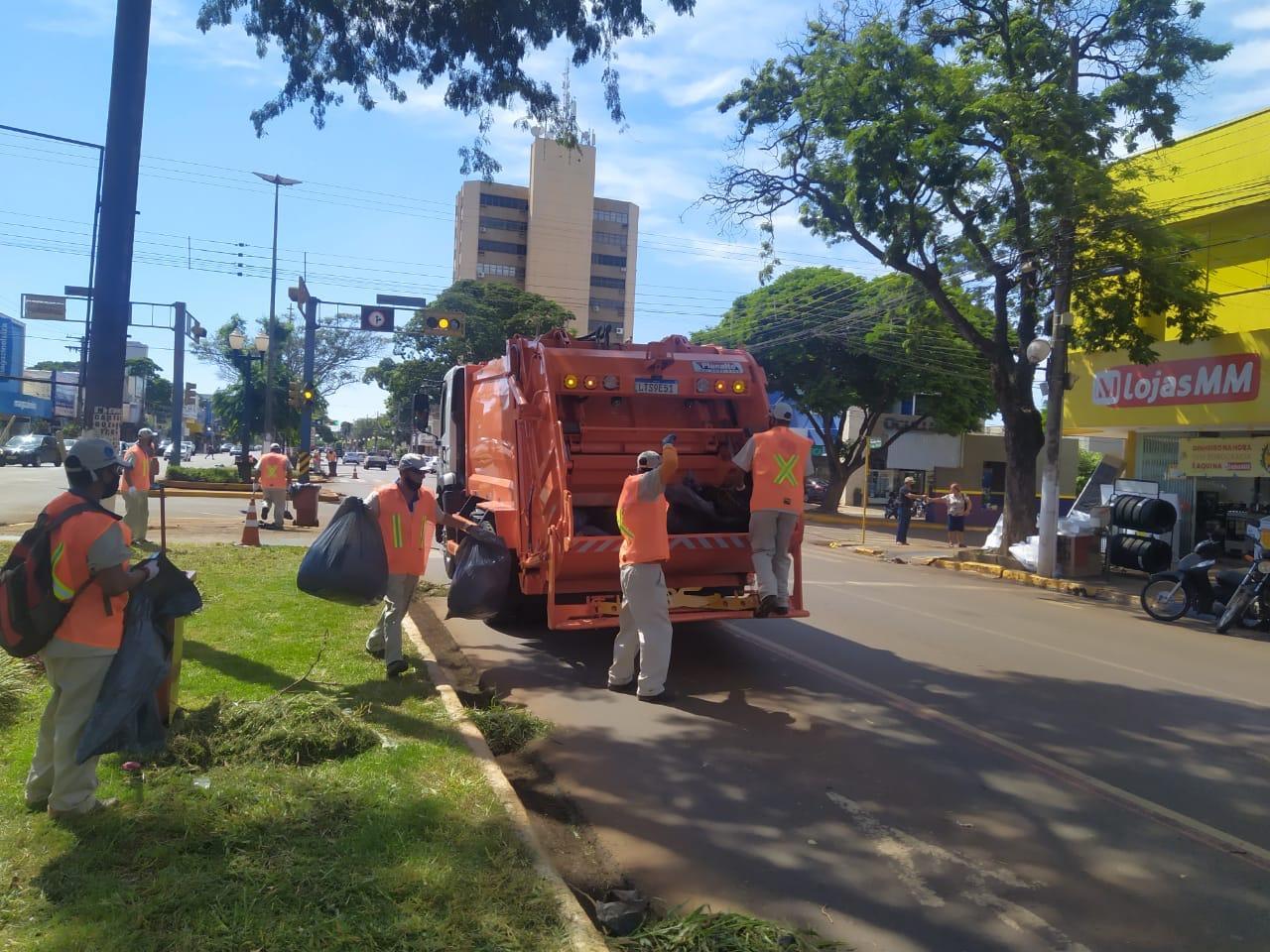 Vamos mudar a cara da cidade, diz Alan Guedes com novo serviço de limpeza