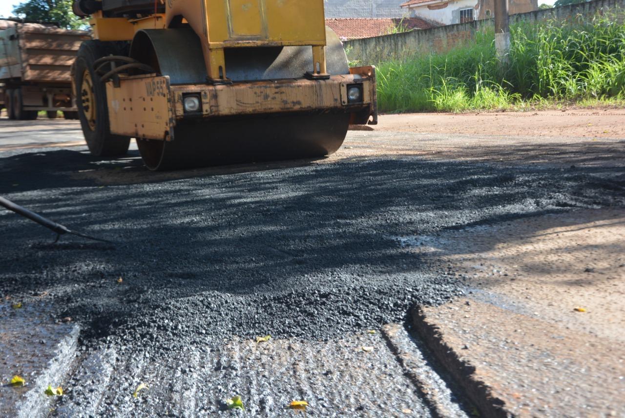 Prefeitura abre licitação de até R$ 5,5 milhões para Operação Tapa Buracos